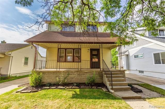 620 E Otis Avenue, Hazel Park, MI 48030 (MLS #R2210071226) :: Berkshire Hathaway HomeServices Snyder & Company, Realtors®