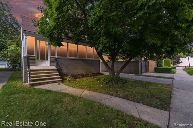 882 Alberta Street, Ferndale, MI 48220 (MLS #R2210072066) :: Berkshire Hathaway HomeServices Snyder & Company, Realtors®