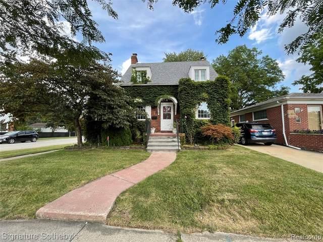8911 Manor Avenue, Allen Park, MI 48101 (MLS #R2210072130) :: Berkshire Hathaway HomeServices Snyder & Company, Realtors®