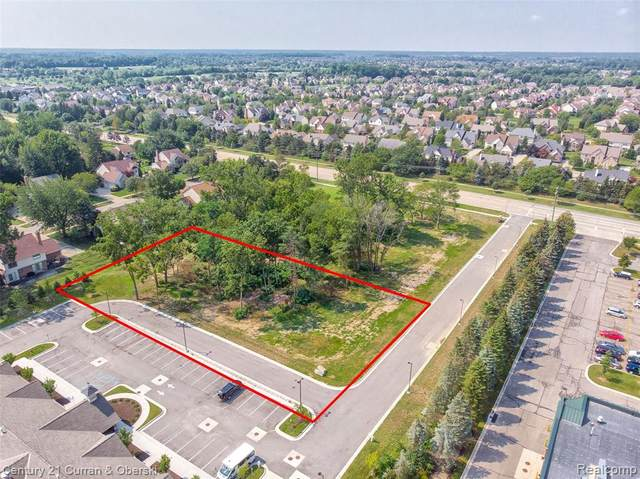 0 E Canton Center S, Canton, MI 48188 (MLS #R2210070571) :: Berkshire Hathaway HomeServices Snyder & Company, Realtors®