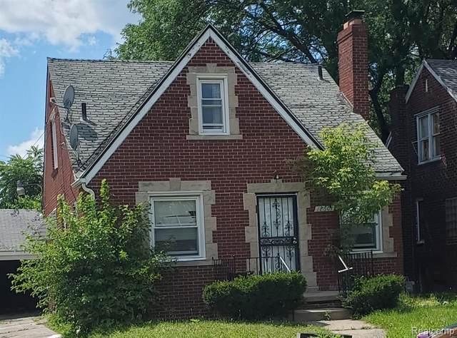 18601 Waltham St, Detroit, MI 48205 (MLS #R2210072226) :: Berkshire Hathaway HomeServices Snyder & Company, Realtors®