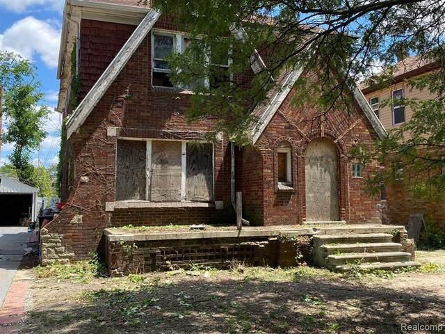 9534 Sorrento Street, Detroit, MI 48227 (MLS #R2210071789) :: Berkshire Hathaway HomeServices Snyder & Company, Realtors®
