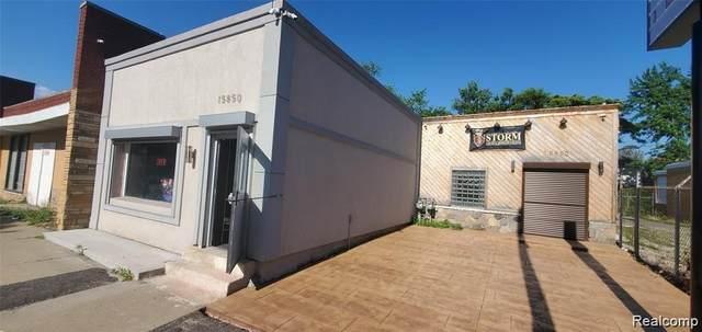 15850 Wyoming Street, Detroit, MI 48238 (MLS #R2210072491) :: Berkshire Hathaway HomeServices Snyder & Company, Realtors®