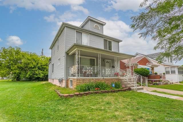 4724 Helen, Dearborn, MI 48126 (MLS #R2210072886) :: Berkshire Hathaway HomeServices Snyder & Company, Realtors®