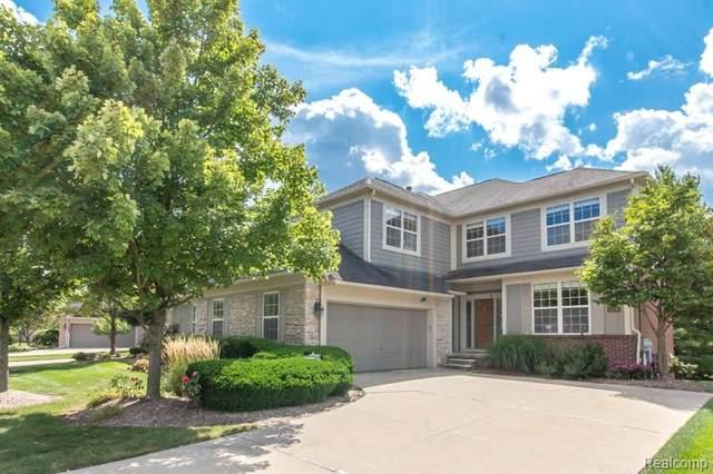 3706 Winding Brook Cir, Rochester Hills, MI 48309 (MLS #R2210072900) :: Berkshire Hathaway HomeServices Snyder & Company, Realtors®
