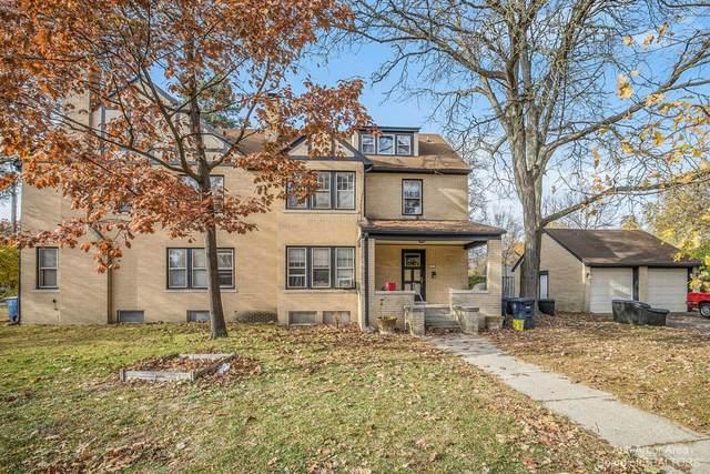 1537 Packard Street, Ann Arbor, MI 48104 (MLS #3283663) :: Berkshire Hathaway HomeServices Snyder & Company, Realtors®