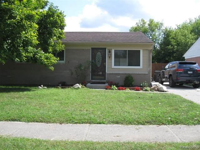 15055 Siebert Street, Taylor, MI 48180 (MLS #R2210073009) :: Berkshire Hathaway HomeServices Snyder & Company, Realtors®