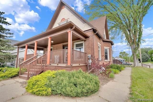 700 N Leroy Street, Fenton, MI 48430 (MLS #R2210072202) :: Berkshire Hathaway HomeServices Snyder & Company, Realtors®