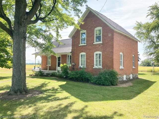6601 Haist Road, Pigeon, MI 48755 (MLS #R2210073147) :: Berkshire Hathaway HomeServices Snyder & Company, Realtors®
