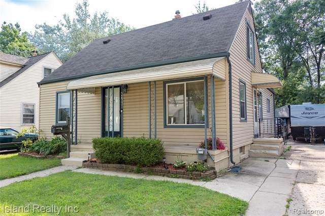 4166 2nd Street, Wayne, MI 48184 (MLS #R2210070190) :: Berkshire Hathaway HomeServices Snyder & Company, Realtors®