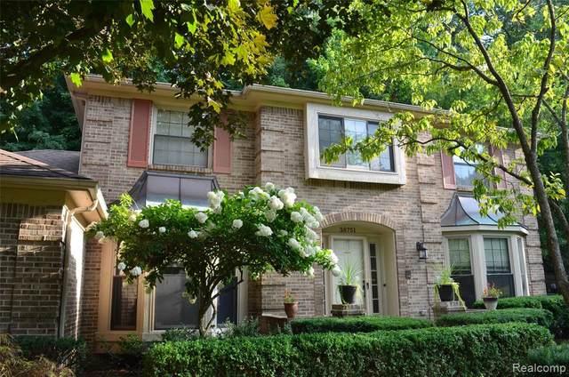 38751 Westchester, Farmington Hills, MI 48167 (MLS #R2210073256) :: Berkshire Hathaway HomeServices Snyder & Company, Realtors®