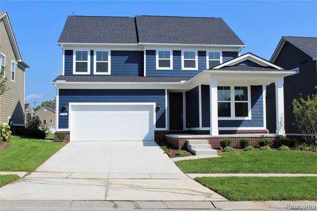 50746 Paine St, Canton, MI 48188 (MLS #R2210073303) :: Berkshire Hathaway HomeServices Snyder & Company, Realtors®