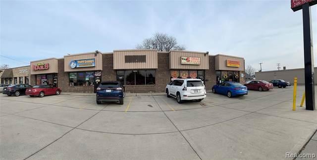 3387 Fort Street, Wyandotte, MI 48192 (MLS #R2210073219) :: Berkshire Hathaway HomeServices Snyder & Company, Realtors®