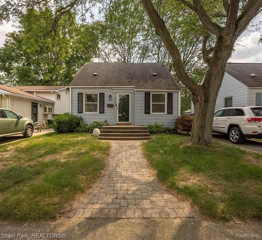 426 Dewey Street, Royal Oak, MI 48067 (MLS #R2210073125) :: Berkshire Hathaway HomeServices Snyder & Company, Realtors®