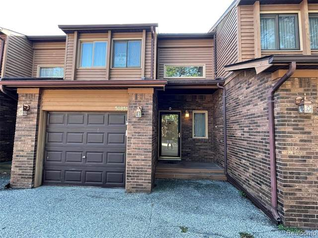 50851 Marsha Lane, New Baltimore, MI 48047 (MLS #R2210073724) :: Berkshire Hathaway HomeServices Snyder & Company, Realtors®