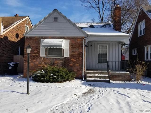 10424 Mckinney Street, Detroit, MI 48224 (MLS #R2210074062) :: Berkshire Hathaway HomeServices Snyder & Company, Realtors®