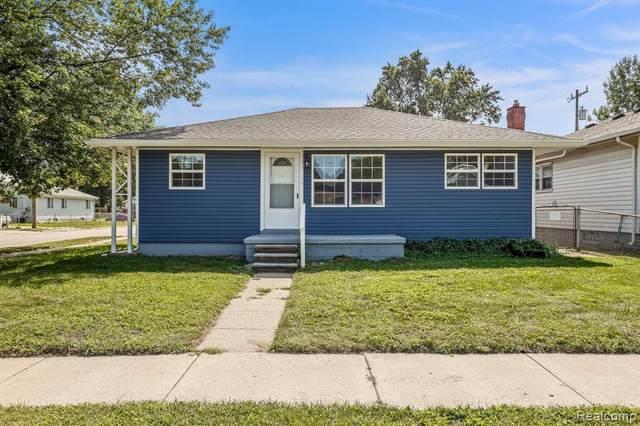 1642 E Madge Avenue, Hazel Park, MI 48030 (MLS #R2210073346) :: Berkshire Hathaway HomeServices Snyder & Company, Realtors®