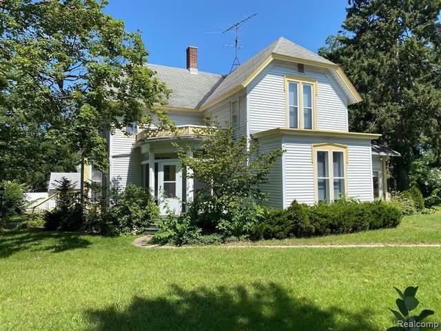 138 S Second Street, Cedar Springs, MI 49319 (MLS #R2210072930) :: Berkshire Hathaway HomeServices Snyder & Company, Realtors®