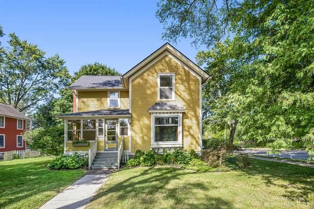 433 Mckinley Street, Chelsea, MI 48118 (MLS #3283739) :: Berkshire Hathaway HomeServices Snyder & Company, Realtors®