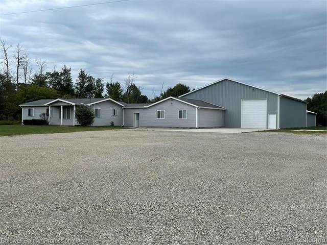 2680 School Road, Alger, MI 48610 (MLS #R2210074412) :: Berkshire Hathaway HomeServices Snyder & Company, Realtors®