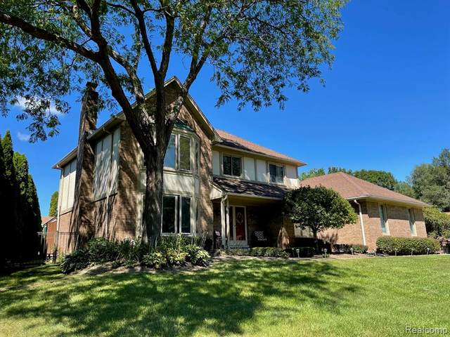 61413 Glenwood Trail, Washington, MI 48094 (MLS #R2210074466) :: Berkshire Hathaway HomeServices Snyder & Company, Realtors®