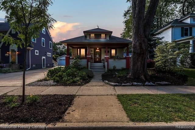 465 Ann Street, Plymouth, MI 48170 (MLS #R2210074679) :: Berkshire Hathaway HomeServices Snyder & Company, Realtors®