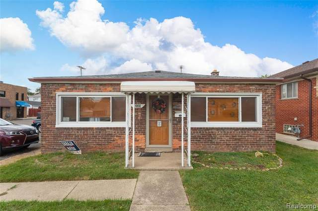 6335 Chase Road, Dearborn, MI 48126 (MLS #R2210074034) :: Berkshire Hathaway HomeServices Snyder & Company, Realtors®