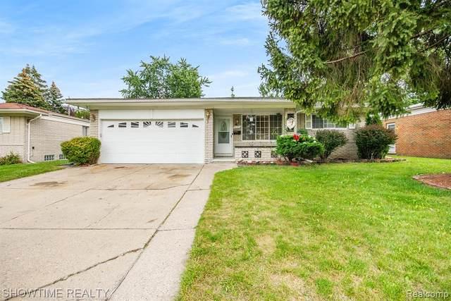 36248 Arlene Drive, Sterling Heights, MI 48310 (MLS #R2210074738) :: Berkshire Hathaway HomeServices Snyder & Company, Realtors®