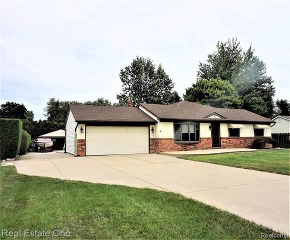 8265 Messmore Road, Shelby, MI 48317 (MLS #R2210074118) :: Berkshire Hathaway HomeServices Snyder & Company, Realtors®