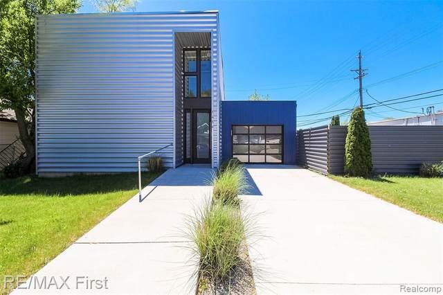 1456 Browning Street, Ferndale, MI 48220 (MLS #R2210074744) :: Berkshire Hathaway HomeServices Snyder & Company, Realtors®