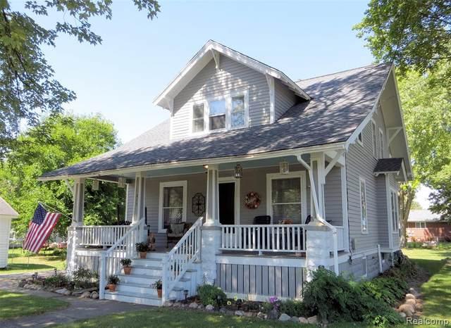 217 E Sebewaing Street, Sebewaing, MI 48759 (MLS #R2210074751) :: Berkshire Hathaway HomeServices Snyder & Company, Realtors®