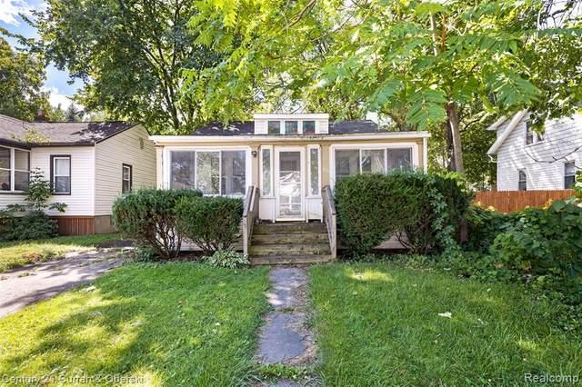 610 E Lewiston Avenue, Ferndale, MI 48220 (MLS #R2210071249) :: Berkshire Hathaway HomeServices Snyder & Company, Realtors®