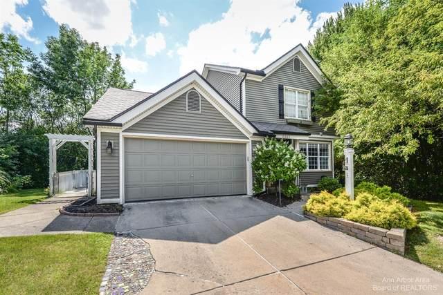 2557 Jade Court, Ann Arbor, MI 48103 (MLS #3283831) :: Berkshire Hathaway HomeServices Snyder & Company, Realtors®