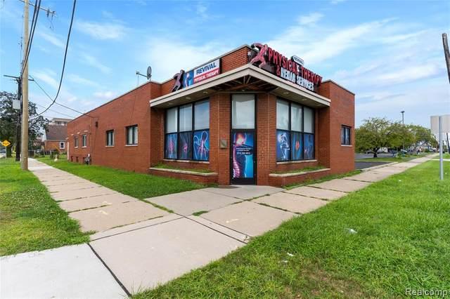 7001 Wyoming Street, Dearborn, MI 48126 (MLS #R2210074860) :: Berkshire Hathaway HomeServices Snyder & Company, Realtors®