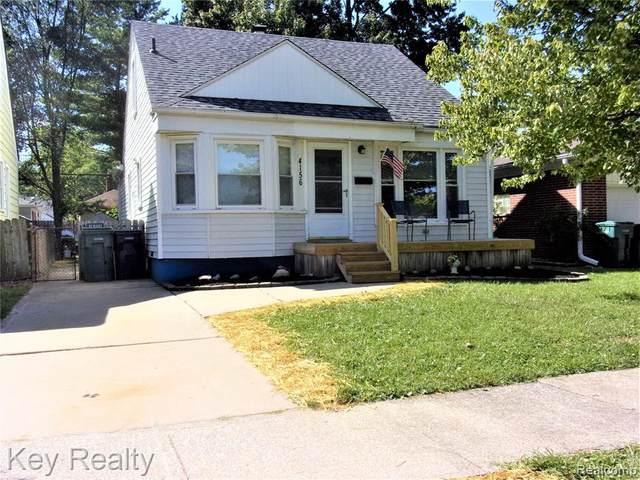 4156 Hubbard Avenue, Lincoln Park, MI 48146 (MLS #R2210074910) :: Berkshire Hathaway HomeServices Snyder & Company, Realtors®