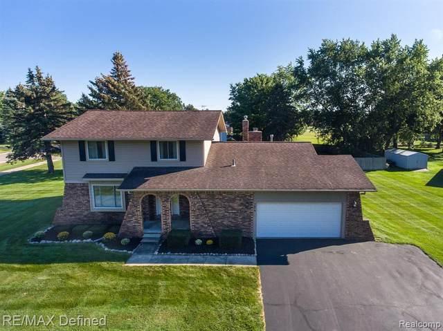 7276 Snow Apple Drive, Clarkston, MI 48346 (MLS #R2210074956) :: Berkshire Hathaway HomeServices Snyder & Company, Realtors®