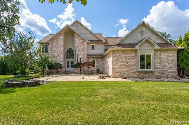 47090 N Pointe Drive, Canton, MI 48187 (MLS #R2210074612) :: Berkshire Hathaway HomeServices Snyder & Company, Realtors®