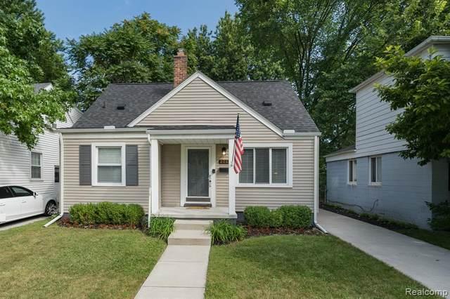 2015 Dallas Avenue, Royal Oak, MI 48067 (MLS #R2210075003) :: Berkshire Hathaway HomeServices Snyder & Company, Realtors®