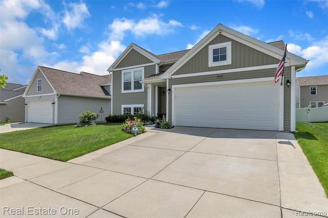 8641 Manistee River Drive, Fowlerville, MI 48836 (MLS #R2210075005) :: Berkshire Hathaway HomeServices Snyder & Company, Realtors®