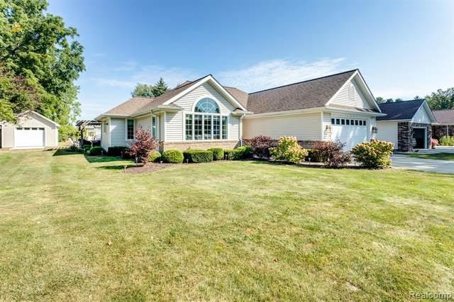 7097 Simons Street, Lexington, MI 48450 (MLS #R2210075009) :: Berkshire Hathaway HomeServices Snyder & Company, Realtors®