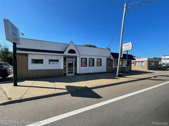 3409 Corunna Road, Flint, MI 48503 (MLS #R2210075045) :: Berkshire Hathaway HomeServices Snyder & Company, Realtors®