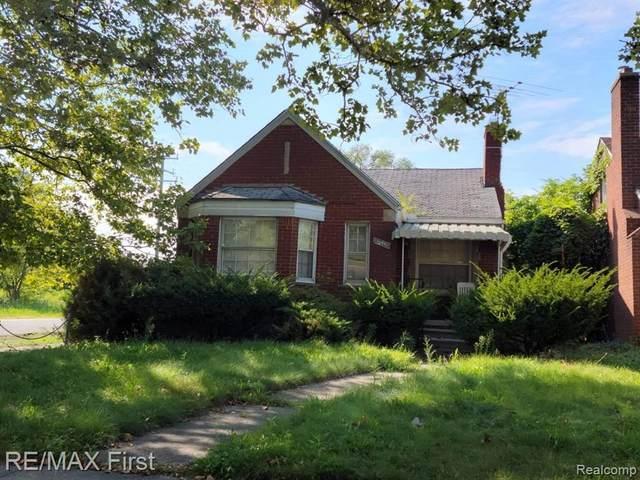 10703 Mckinney Street, Detroit, MI 48224 (MLS #R2210075044) :: Berkshire Hathaway HomeServices Snyder & Company, Realtors®