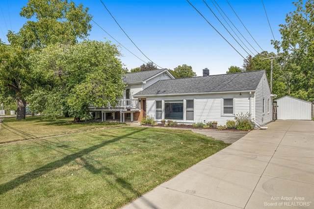 109 Wilkinson Street, Chelsea, MI 48118 (MLS #3283808) :: Berkshire Hathaway HomeServices Snyder & Company, Realtors®