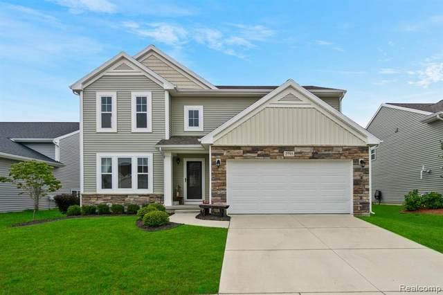2795 W Fork River Drive, Fowlerville, MI 48836 (MLS #R2210074703) :: Berkshire Hathaway HomeServices Snyder & Company, Realtors®