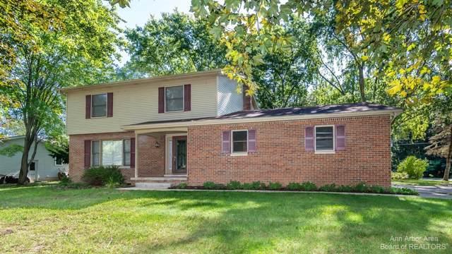 3734 Greenook Boulevard, Ann Arbor, MI 48103 (MLS #3283794) :: Berkshire Hathaway HomeServices Snyder & Company, Realtors®