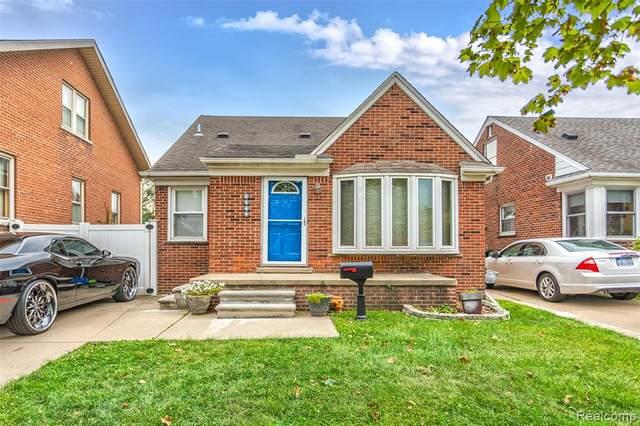 15549 Angelique Avenue, Allen Park, MI 48101 (MLS #R2210075202) :: Berkshire Hathaway HomeServices Snyder & Company, Realtors®