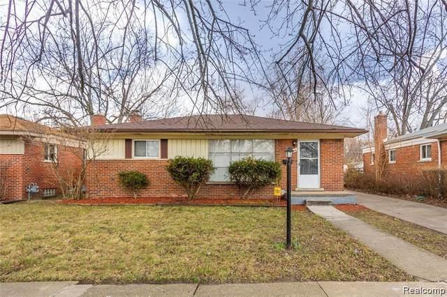 30054 Hazelwood Street, Inkster, MI 48141 (MLS #R2210074670) :: Berkshire Hathaway HomeServices Snyder & Company, Realtors®