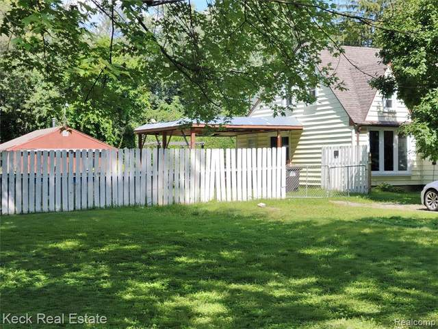 23410 Kensington Street, Taylor, MI 48180 (MLS #R2210075086) :: Berkshire Hathaway HomeServices Snyder & Company, Realtors®