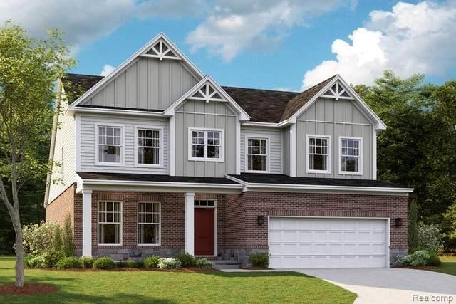 47678 Alden Terrace North Drive, Northville, MI 48168 (MLS #R2210075233) :: Berkshire Hathaway HomeServices Snyder & Company, Realtors®