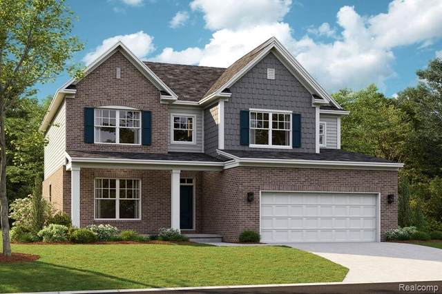 47726 Alden Terrace North Drive, Northville, MI 48168 (MLS #R2210075264) :: Berkshire Hathaway HomeServices Snyder & Company, Realtors®